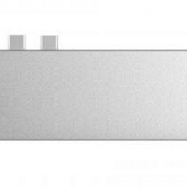 DOCK COMPACT LMP USB-C SILVER