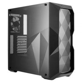 CASE MID-TOWER NO PSU MASTERBOX TD500L 2USB3 BLACK