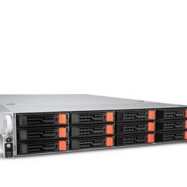 SERVER REF GATEWAY GR180F1 E5620 RACK 3X2GB NO HDD  10/100/1000