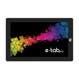 "TABLET E-TAB PRO 10,1"" LTE W10PRO DC2.6/4GB/64GB/5MP/FHDIPS/HD600"