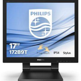 "MON TOUCH 17"" TN VGA HDMI DP 10TOCC DVI IP54 USB3.1 SMOOTHTOUCH 5:4"