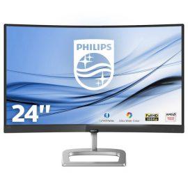 "MON 23,6""VA GAMING FREESYNC CURVED PHILIPS 248E9QHSB VGA HDMI"