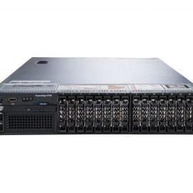 SERVER REF DELL R720 2XE5-2620 32GB 32GB DDR3ECC REG, HDD 2X 3TB SAS