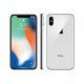 IPHONE X 64GB RICOND. SILVER GRADO A - GARANZIA 1Y/ 3 MESI BATT